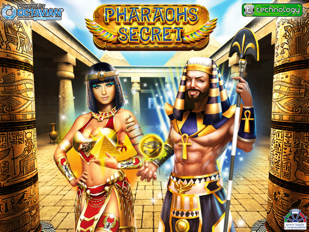 Pharaohs Secret Immagine1
